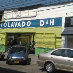 Servitek Autolavado D&H  en Bogotá
