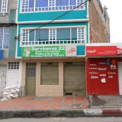 Serviraves 22 Carrera 19D en Bogotá