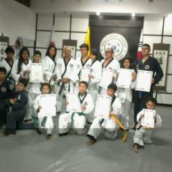 Escuela de Artes Marciales Hapkido en Bogotá