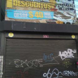 Sneakers Zone en Bogotá