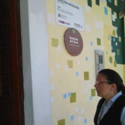 Estación de Mosquera en Bogotá