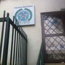 Estación de policia 164 en Bogotá