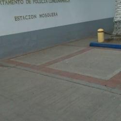 Estación De Policía Mosquera en Bogotá