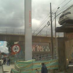 Estación La Despensa en Bogotá