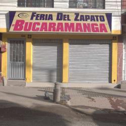 Feria del Zapato de Bucaramanga Carrera 88 Sur en Bogotá