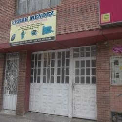 Ferre Mendez  en Bogotá