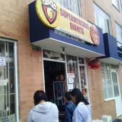 Supermercado Dianita en Bogotá