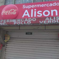 Supermercado Alison en Bogotá