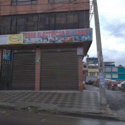 Ferrelectricos El Virrey en Bogotá
