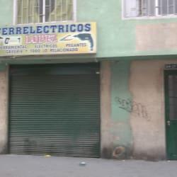 Ferrelectricos Lopez en Bogotá