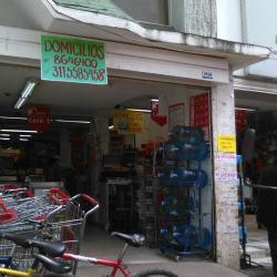 Supermercados Maxitenjo en Bogotá