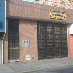 Ferrelectricos Metrotornillo en Bogotá