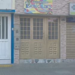 Ferripinturas Latin Color´s en Bogotá