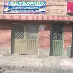 Surtiplasticos Laureles en Bogotá