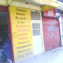 Ferretería y Cerrajeria El Tigre en Bogotá
