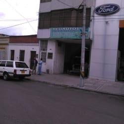 Taller Yesi Autos en Bogotá