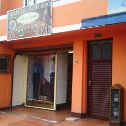 Taller del Vestuario Gilberto Gomez en Bogotá
