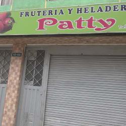Fruteria y Heladeria Patty en Bogotá