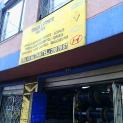 Tornillos & Autopartes Gaitan en Bogotá