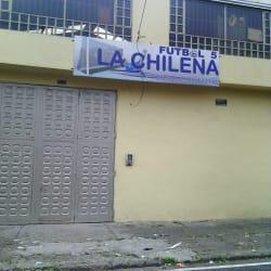 Futbol 5 La Chilena en Bogotá