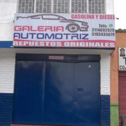 Galeria Automotriz en Bogotá