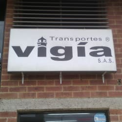 Transportes Vigia Funza en Bogotá