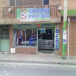 Uniformes Ciclovia Sport Ravelo en Bogotá