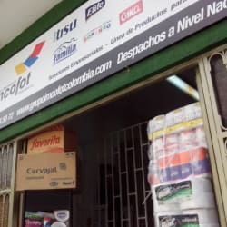 Grupo Empresarial Imcofot Colombia SA en Bogotá