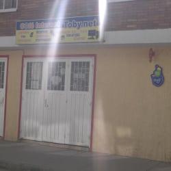C@fe Internet Toby.net en Bogotá