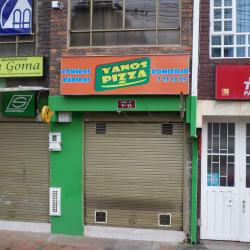 Yanos Pizza en Bogotá