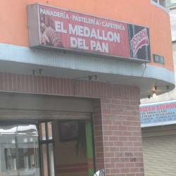 El Medallón del Pan en Bogotá
