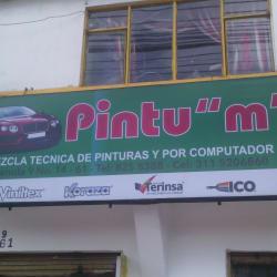 """Pintu """"M"""" en Bogotá"""
