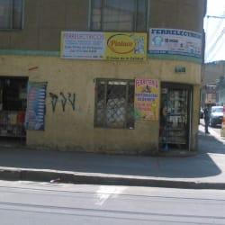 Ferrelectricos Calle 79 en Bogotá