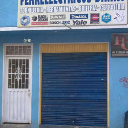Ferrelectricos Diniko en Bogotá