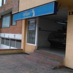 Pollo Olimpico Avenida Boyacá  en Bogotá