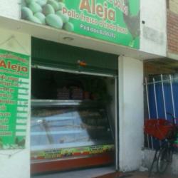 Pollo Aleja en Bogotá