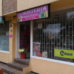 Floristeria Primaveral en Bogotá
