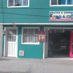 Frutas & Verduras D & C en Bogotá