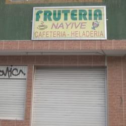 Frutería Nayive en Bogotá
