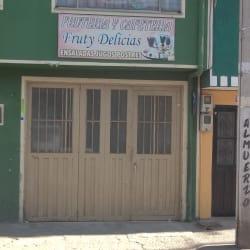 Frutería y Cafetería Fruty Delicias en Bogotá