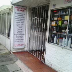 Productos de Aseo Transversal 76 con 84 en Bogotá
