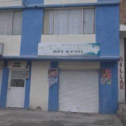 Heladería Gelato en Bogotá