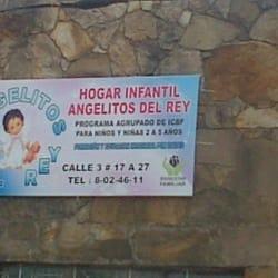 Hogar Infantil Angelitos del Rey en Bogotá