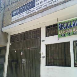 Reciclaje La Hoja Blanca en Bogotá