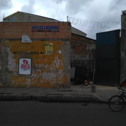 Recicladora Punto 72 en Bogotá