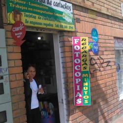 Recarga de Cartuchos Calle 3 en Bogotá
