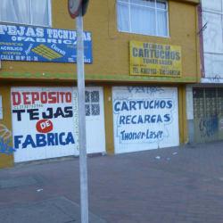 Recarga de cartuchos en Bogotá