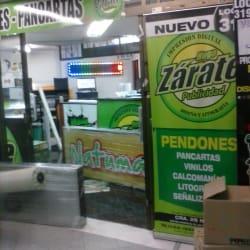 Hugo Zarate en Bogotá