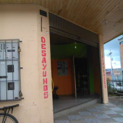 Restaurante El Dorado en Bogotá
