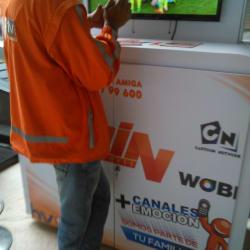 HV TV Centro Comercial Mercurio en Bogotá